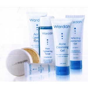 Wardah Acne Series Trial Pack